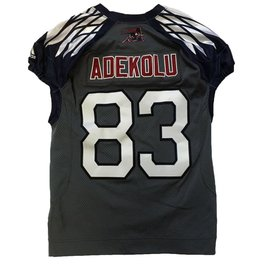 Adidas 2018 STEPHEN ADEKOLU GAME JERSEY