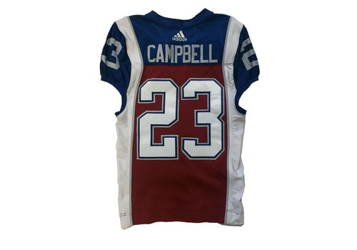 Adidas 2018 TOMMIE CAMPBELL HOME GAME JERSEY