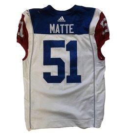 Adidas JERSEY DE MATCH EXTERIEUR 2018 DE KRISTIAN MATTE