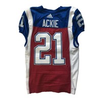 2018 CHRIS ACKIE HOME GAME JERSEY