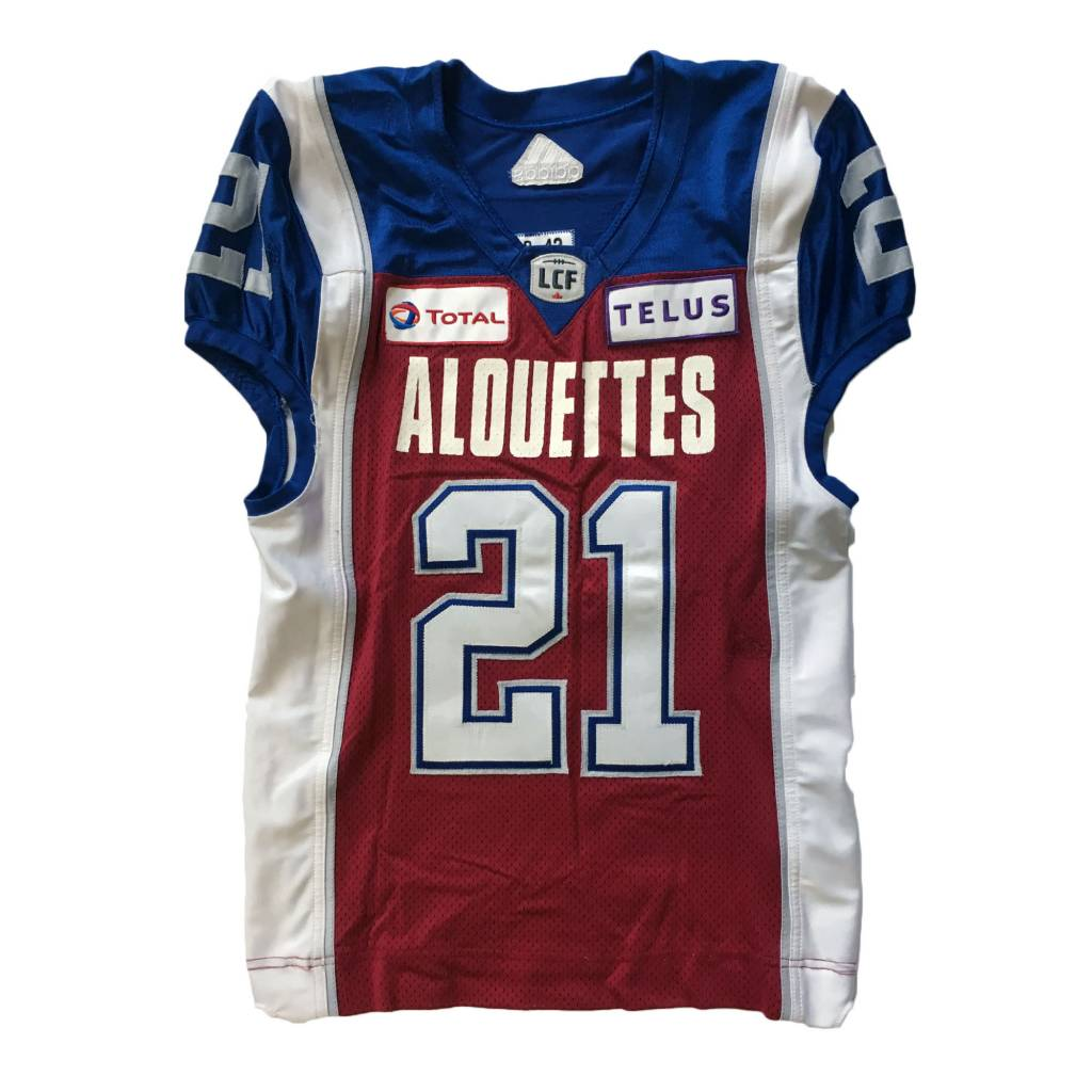 Adidas 2018 CHRIS ACKIE HOME GAME JERSEY