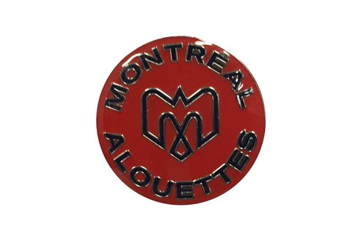 Sports Vault LAPEL PIN RED