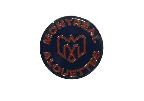 Sports Vault LAPEL PIN BLUE