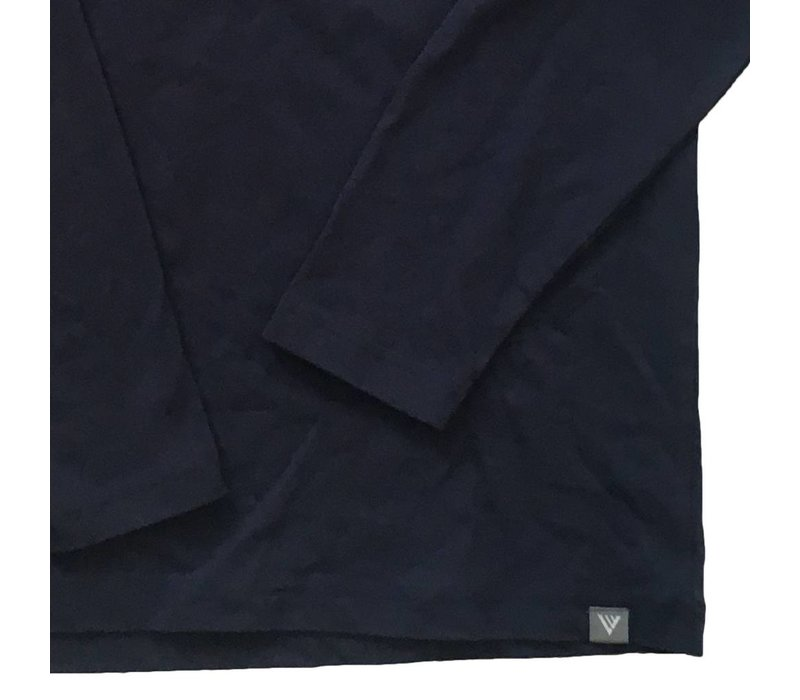 PROGRESSION NAVY LONG SLEEVE SHIRT