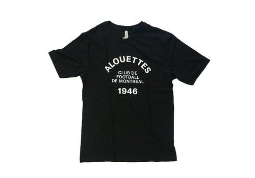 Sports Experts EST 1946 BLACK SHIRT