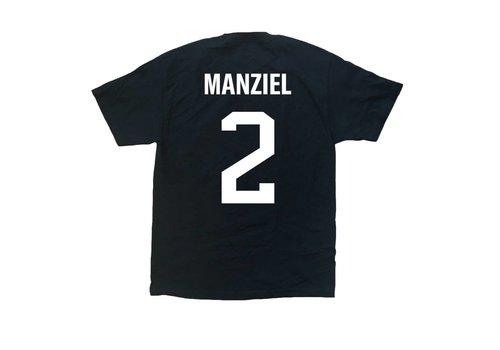 Adidas T-SHIRT JOUEUR #2 JOHNNY MANZIEL