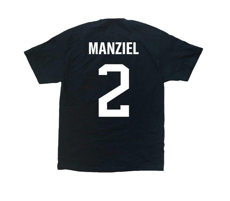 #2 JOHNNY MANZIEL PLAYER SHIRT