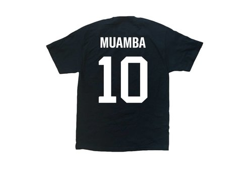 Adidas #10 HENOC MUAMBA PLAYER SHIRT