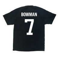 #7 JOHN BOWMAN PLAYER SHIRT