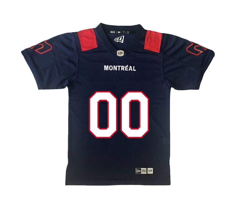 MEN'S PERSONALIZED NEW ERA  HOME JERSEY