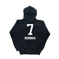 PERSONALIZED PLAYER HOODIE