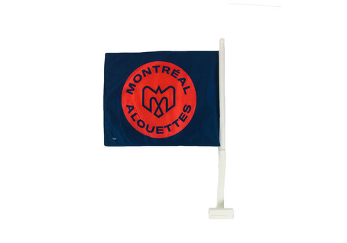Sports Vault alsMTL CAR FLAG