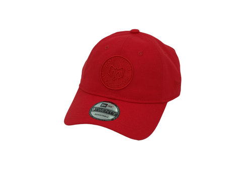 New Era CASQUETTE ROUGE 920