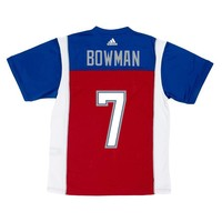 JOHN BOWMAN ADIDAS HOME JERSEY
