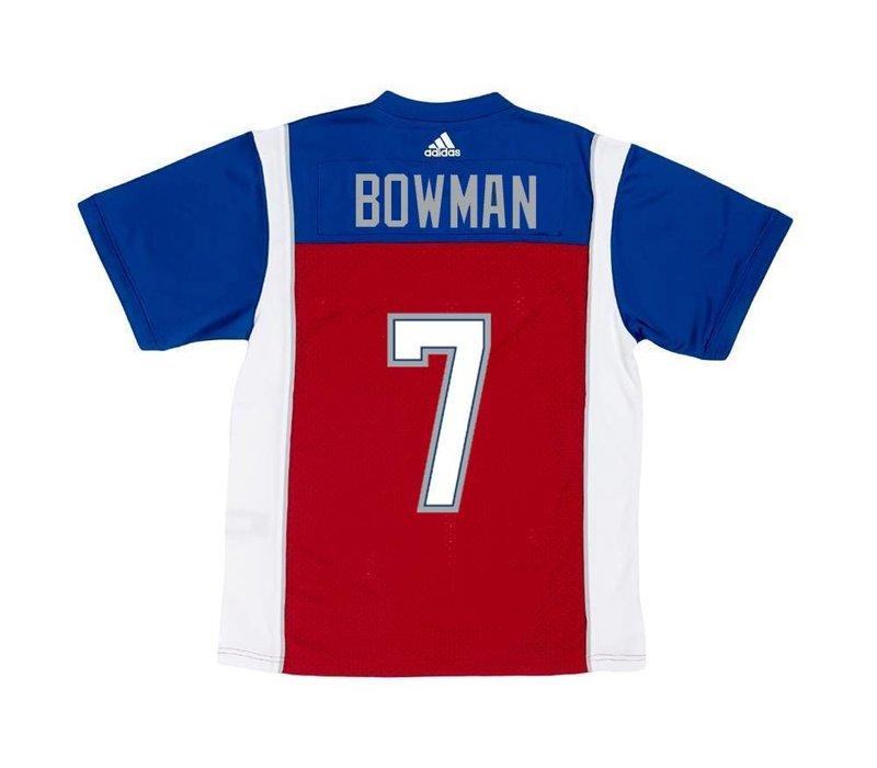 CHANDAIL DOMICILE JOHN BOWMAN HOMME ADIDAS
