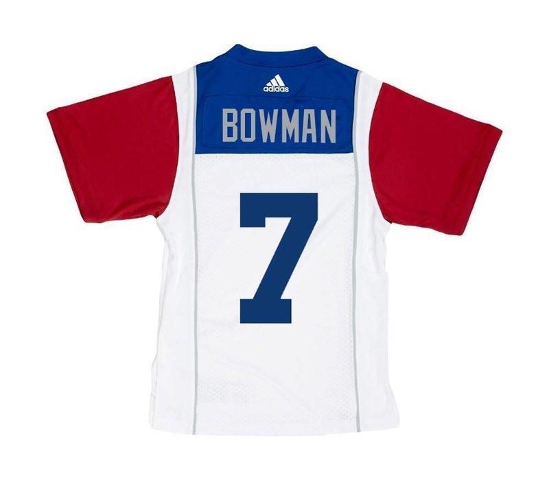 JOHN BOWMAN ADIDAS AWAY JERSEY