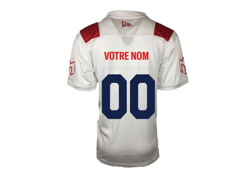 New Era WOMEN'S PERSONALIZED NEW ERA  AWAY JERSEY
