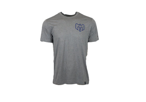 New Era GREY SIDELINE SHIRT