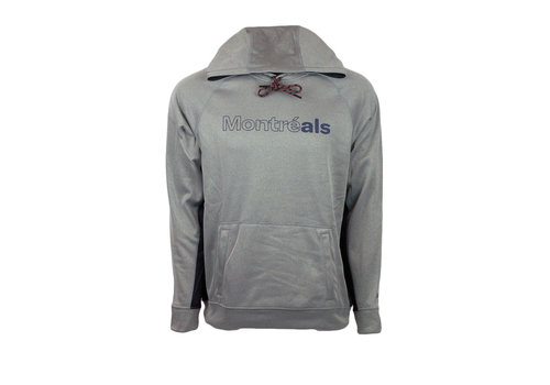 New Era COACH GREY HOODIE