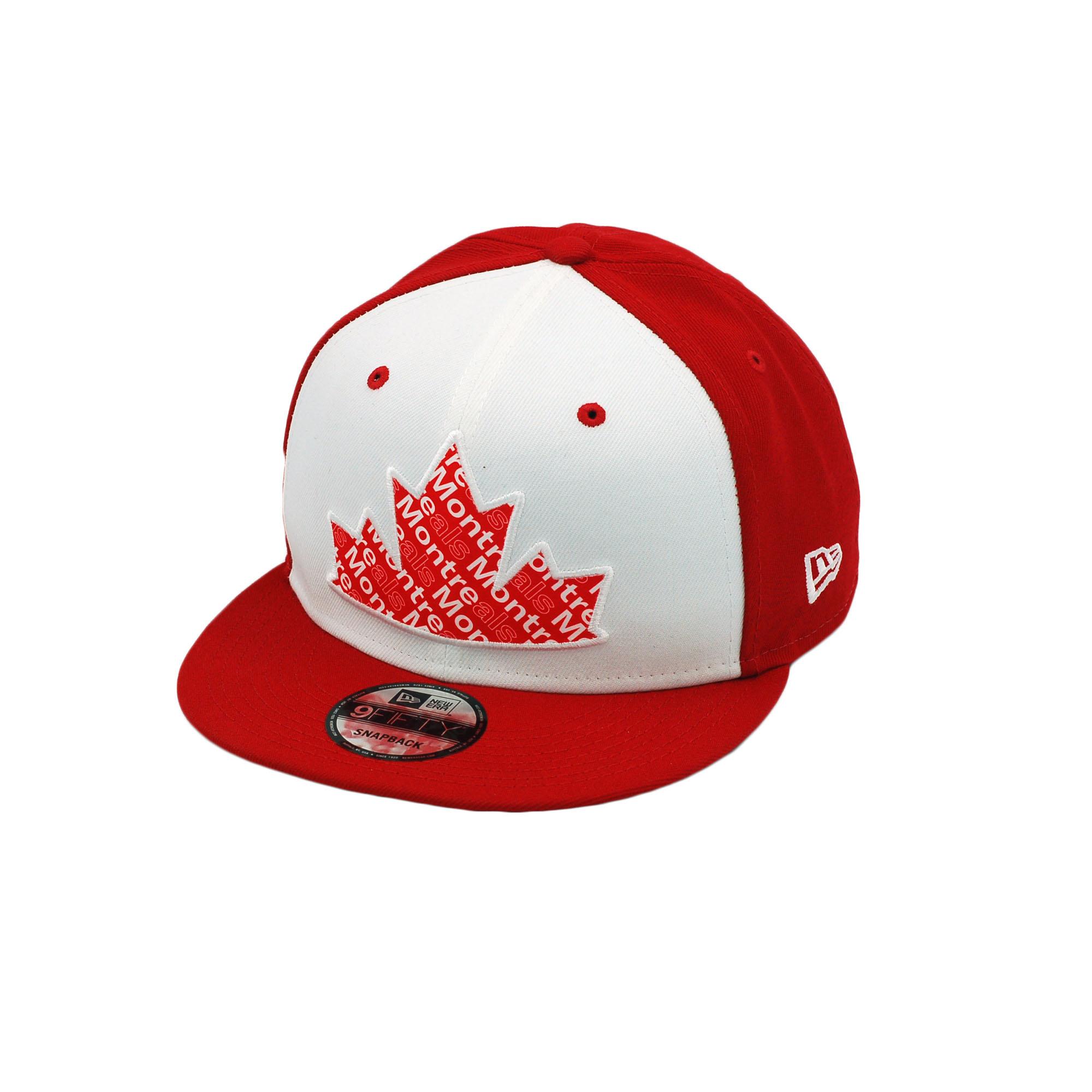 Alsmtl Canadien Hat Les Alouettes De Montreal