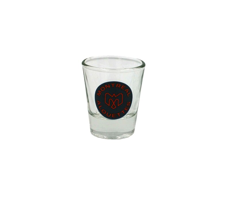 ENSEMBLE DE 2 VERRES SHOOTER