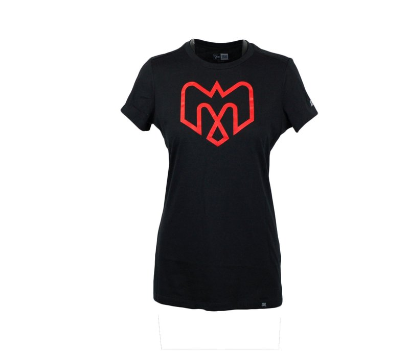 WOMENS BLACK SL SHIRT