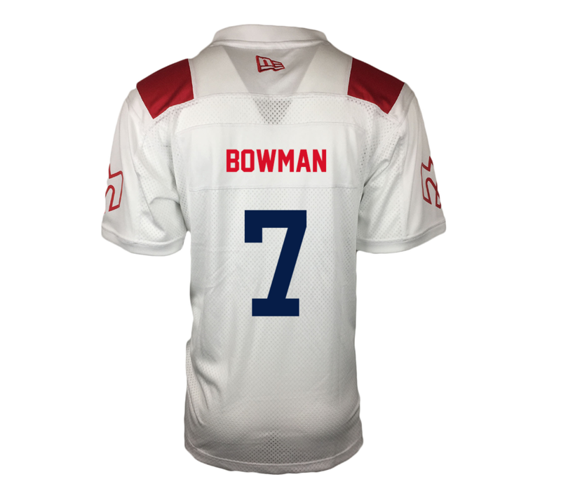 WOMEN'S PERSONALIZED NEW ERA  AWAY JERSEY