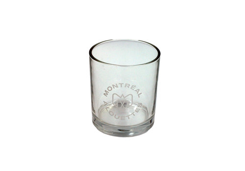 Sports Vault 2PK ROCK GLASS SET