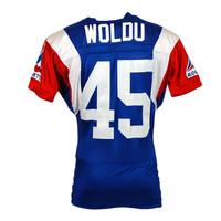 2010 WOLDU RETRO GAME JERSEY