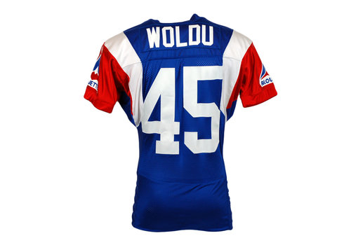 Reebok 2010 WOLDU RETRO GAME JERSEY