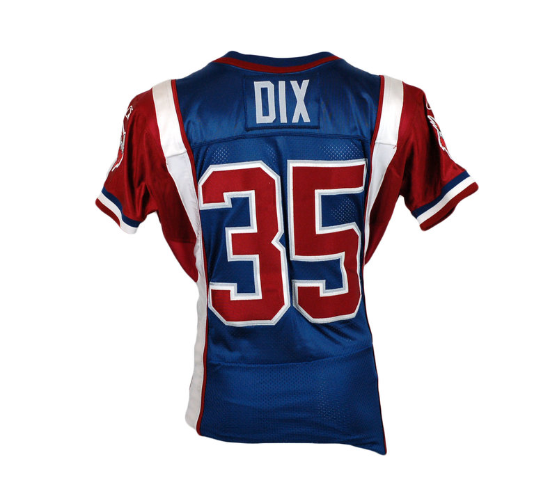 2010 DIX GAME JERSEY