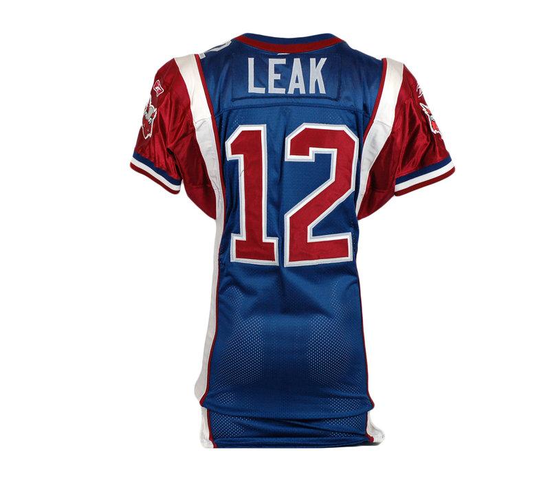 2010 LEAK GAME JERSEY