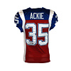 Reebok 2015 SIGNED ACKIE GAME JERSEY