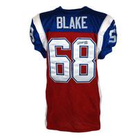 2015 SIGNED BLAKE GAME JERSEY