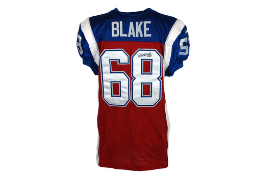 Reebok 2015 SIGNED BLAKE GAME JERSEY