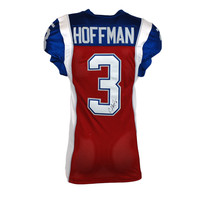 2015 SIGNED HOFFMAN GAME JERSEY