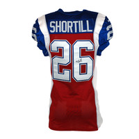 2015 SIGNED SHORTHILL GAME JERSEY