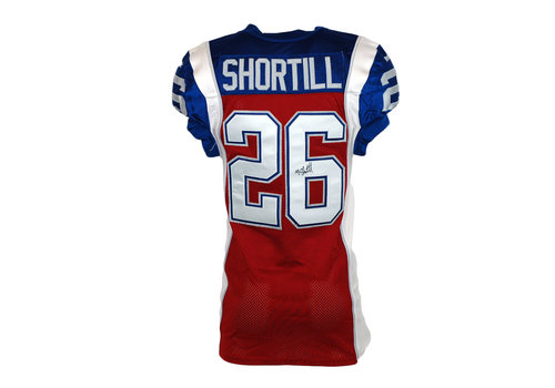 Reebok 2015 SIGNED SHORTHILL GAME JERSEY