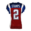Reebok 2015 SIGNED STAMPS GAME JERSEY