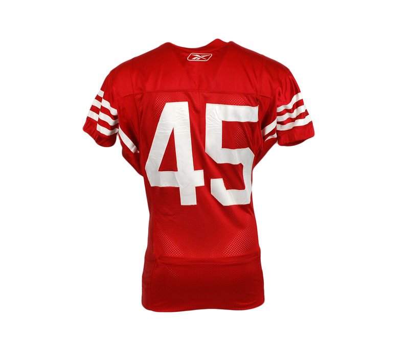 2009 RETRO GAME JERSEY - #45