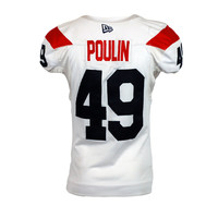 2019 POULIN AWAY GAME JERSEY