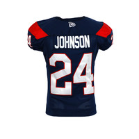2019 JOHNSON HOME GAME JERSEY
