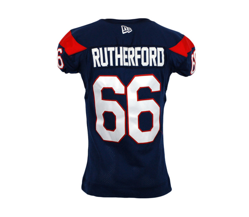 2019 RUTHERFORD HOME GAME JERSEY