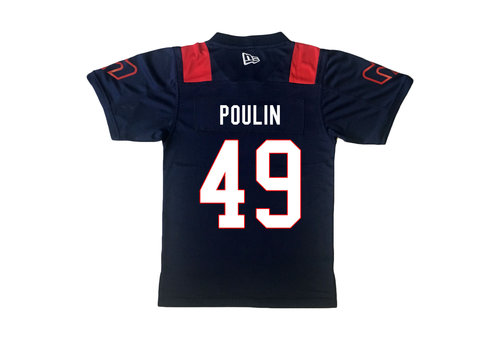 New Era POULIN HOME JERSEY