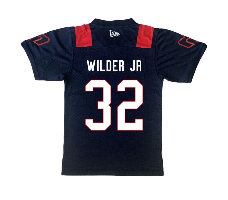 WILDER JR HOME JERSEY