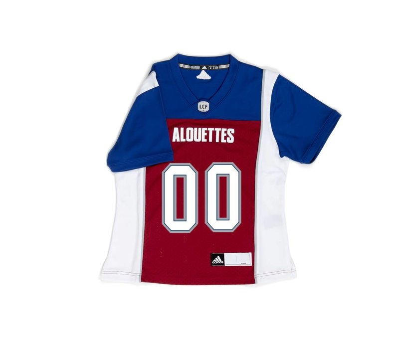 WOMEN'S PERSONALIZED ADIDAS HOME JERSEY