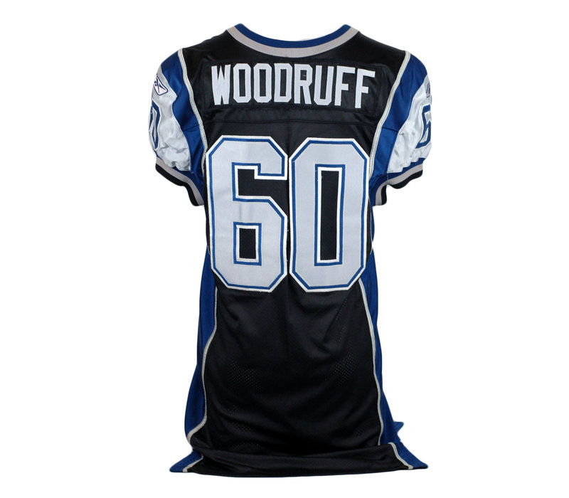 2007 WOODRUFF RETRO GAME JERSEY