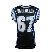 2007 BAILLARGEON RETRO GAME JERSEY