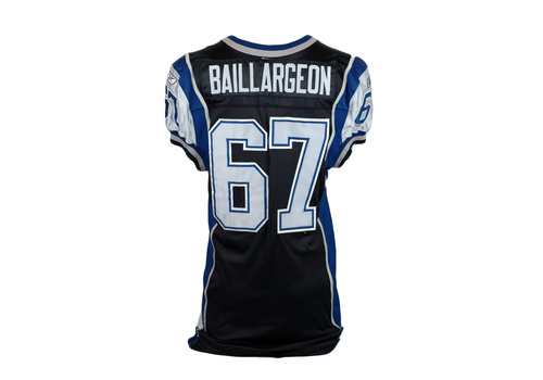 Reebok 2007 BAILLARGEON RETRO GAME JERSEY