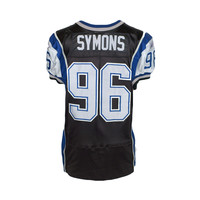 2007 SYMONS RETRO GAME JERSEY